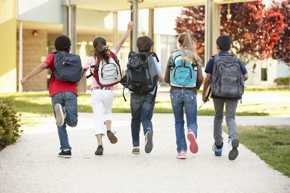 Backpack Safety – How can you support your child's spine at school