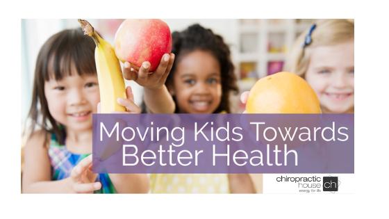 Moving Kids Towards Better Health