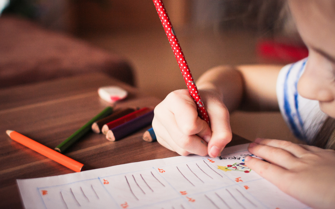Is the stress of school affecting your child's health?